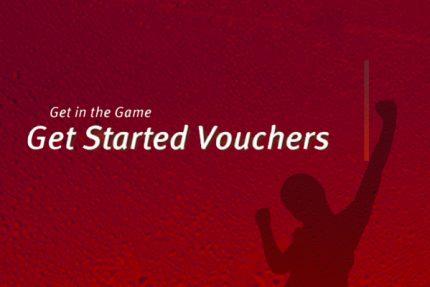 Get Started Vouchers.